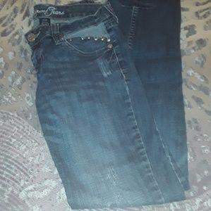 Super cute Request jeans!! Size 9/29
